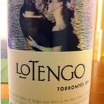 LO TENGO TORRONTES(ロ・タンゴ・トロンテス)2011